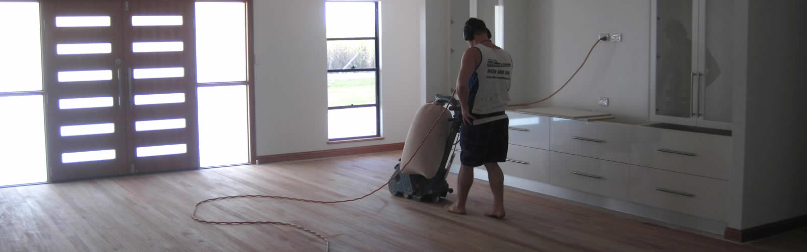 cairns floor sanding and polishing